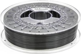 extrudr FLEX medium TPU, black, 1.75mm, 750g