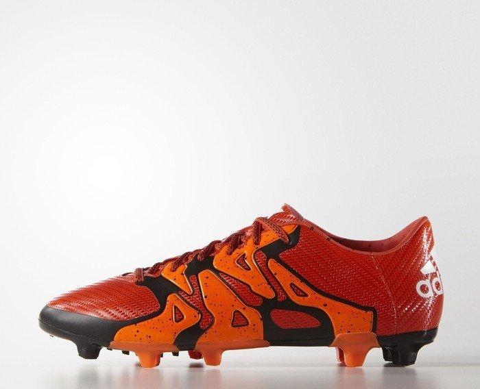 67cd5ee2ea16 adidas X15.3 FG AG bold orange white solar orange (men) (S83176 ...