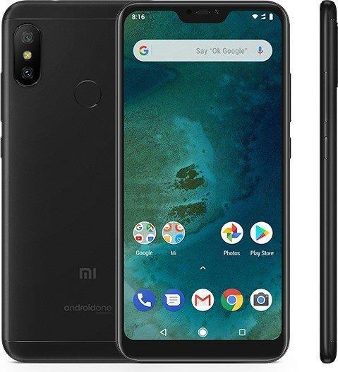 Xiaomi Mi A2 Lite 64GB black
