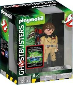 playmobil Ghostbusters - Sammlerfigur P. Venkman (70172)