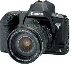Canon EOS 3 (SLR) body (2051A003)