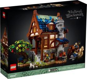 LEGO Ideas - Medieval Blacksmith (21325)