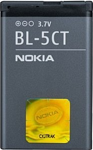 Nokia BL-5CT rechargeable battery (02705N2)