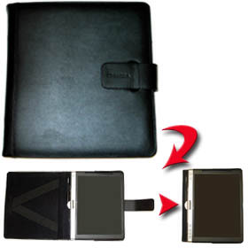 Toshiba tablet PC Leather Portfolio Case pokrowiec (PX1111E-1NCA)