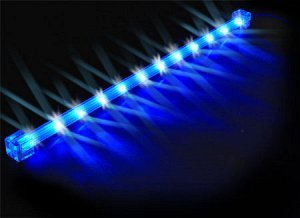 Sharkoon LED Flash Light blau
