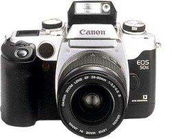 Canon EOS 50 E body (SLR)