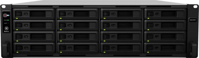 Synology RackStation RS2818RP+, 4x Gb LAN, 3HE