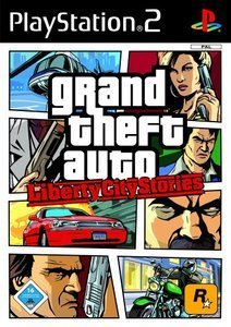 Grand Theft car (GTA): Liberty City Stories (English) (PS2)