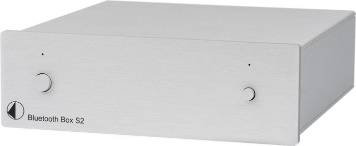 Pro-Ject Bluetooth Box S2 silver