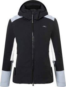 Kjus Laina Skijacke black/anchor grey (Damen) (LS15-I05-15078)