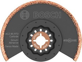 Bosch Professional ACZ 85RT-3 SL carbide-RIFF segment blade 85mm, 1-pack (2608661642)