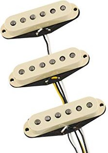 Fender Stratocaster pickup set -- via Amazon Partnerprogramm