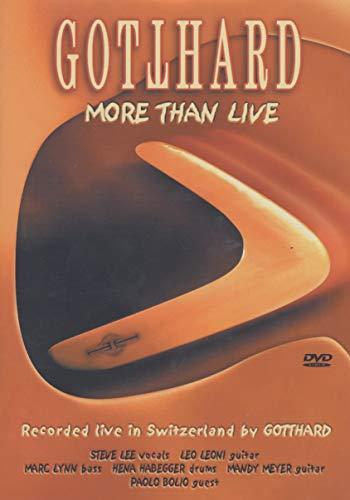 Gotthard - More Than Live -- via Amazon Partnerprogramm