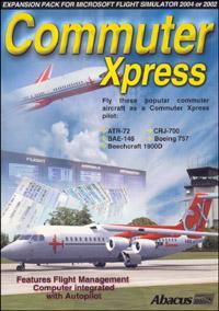 Flight Simulator 2004 - Commuter Xpress (Add-on) (deutsch) (PC)