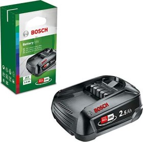 Bosch DIY power tool battery 18V, 2.5Ah, Li-Ion (1600A005B0)