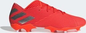 adidas Nemeziz 19.2 FG active red/silver met./solar red (Herren) (F34385)