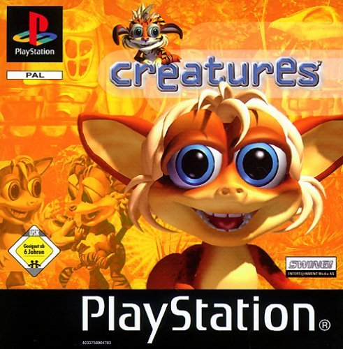 Creatures (PS1) -- via Amazon Partnerprogramm
