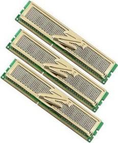 OCZ Gold Low-Voltage Intel Edition DIMM Kit 6GB, DDR3-1600, CL8-8-8-24 (OCZ3G1600LV6GK)