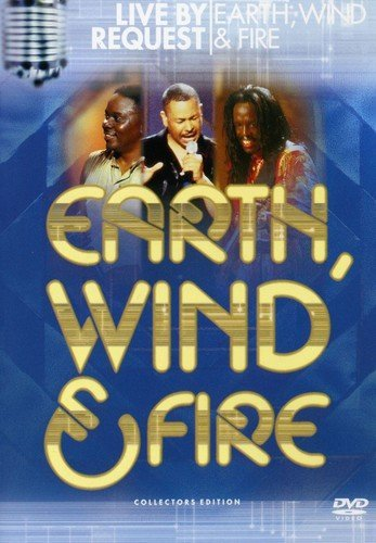Earth, Wind & Fire - Live By Request -- via Amazon Partnerprogramm