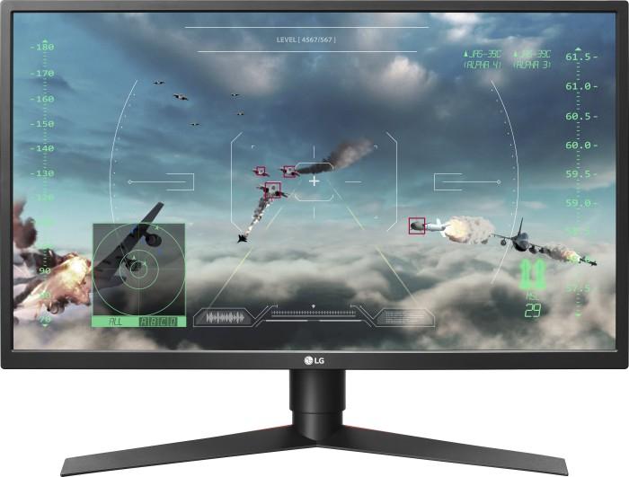 LG Electronics 27GK750F-B, 27