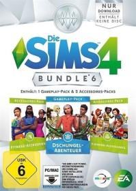 Die Sims 4: Bundle Pack 6 (Add-on) (PC)