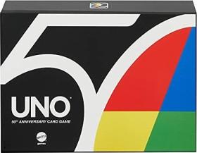UNO 50th Premium Jubiläumsedition