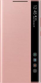 Samsung Clear View Cover für Galaxy Note 20 Ultra mystic bronze (EF-ZN985CAEGEU)