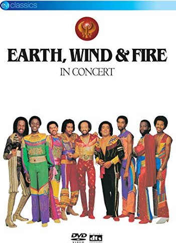 Earth, Wind & Fire - In Concert -- via Amazon Partnerprogramm