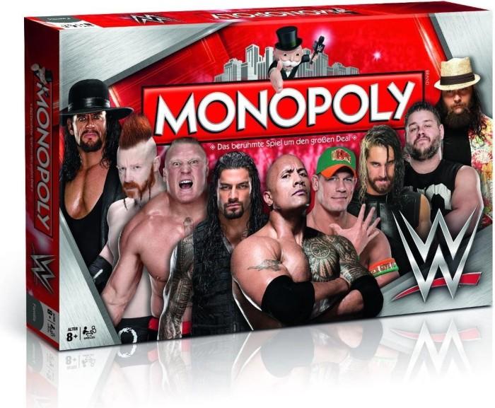 Monopoly WWE Wrestling