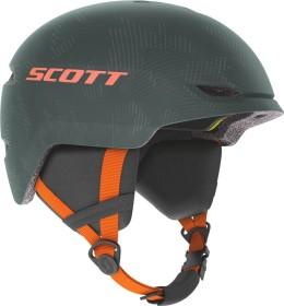 Scott Keeper 2 Plus Helm sombre green/pumpkin orange (271761-6624)