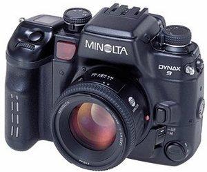 Konica Minolta Dynax 9 (SLR) case