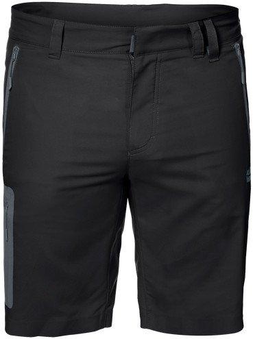 Jack Wolfskin Active Track Shorts pant short black (men) (1503791-6000)