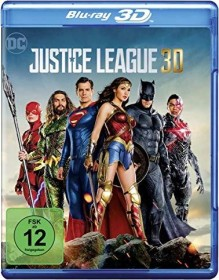 Justice League (3D) (Blu-ray)