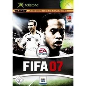 EA Sports FIFA 07 (Xbox)