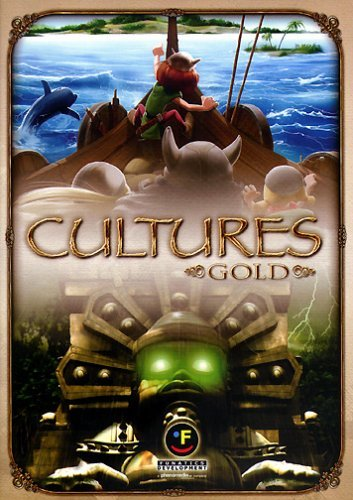 Cultures - Gold (niemiecki) (PC) -- via Amazon Partnerprogramm