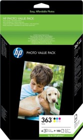 HP Tinte 363 Photo Value Pack (Q7966EE)