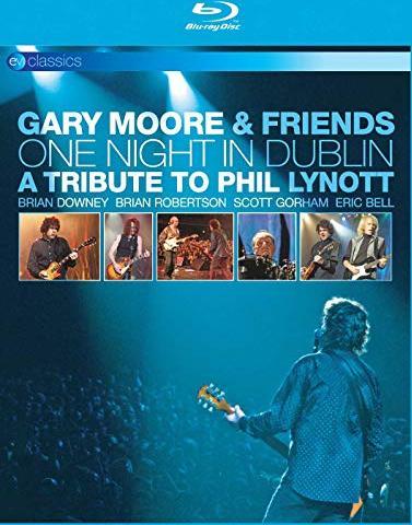 Gary Moore & Friends - One Night in Dublin (Blu-ray) -- via Amazon Partnerprogramm