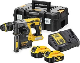 DeWalt DCH273P2T cordless combi hammer incl. case + 2 Batteries 5.0Ah