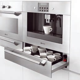 Bauknecht KM 7200 IN built-in bean to cup coffee machine