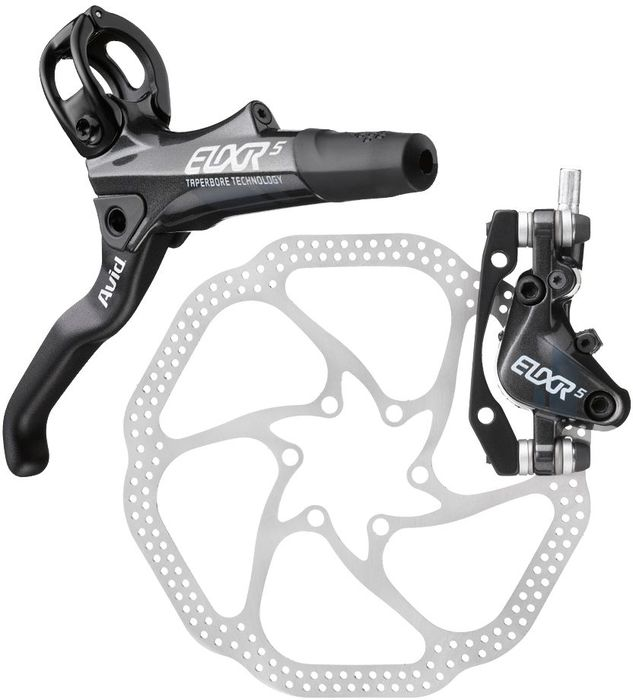 Avid Elixir 5 Disc Brake (various sizes)