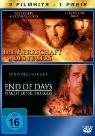 Herrschaft des Feuers (Blu-ray)