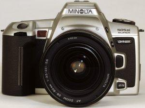 Konica Minolta Dynax 505si Super (SLR) case