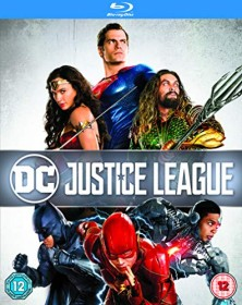 Justice League (Blu-ray) (UK)
