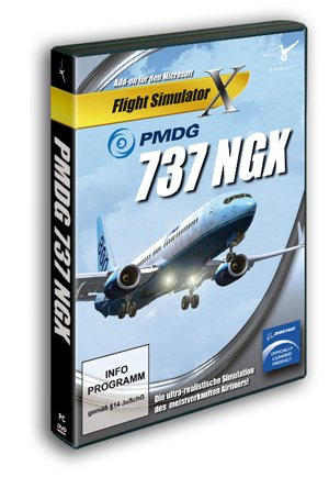 Flight Simulator X - PMDG 737 NGX (Add-on) (deutsch) (PC)