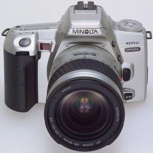 Konica Minolta Dynax 404si (SLR) korpus