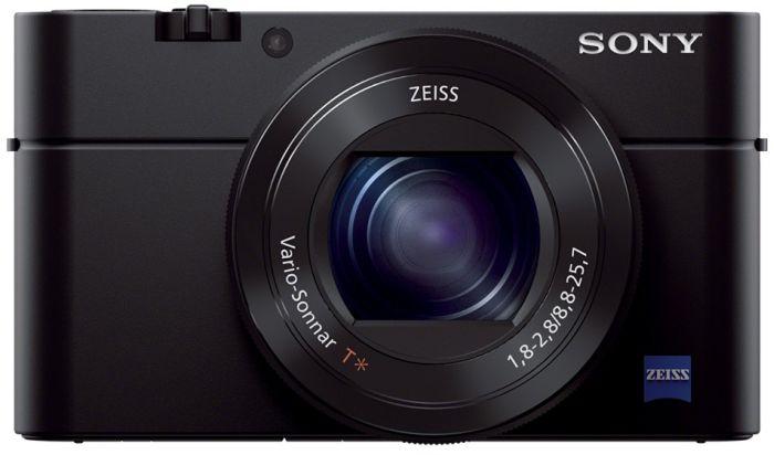 Sony Cyber-shot DSC-RX100 III schwarz (DSC-RX100M3)