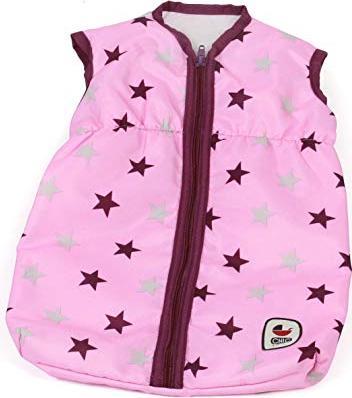 Puppen-Schlafsack Dessin Pink Checker Kleidung & Accessoires