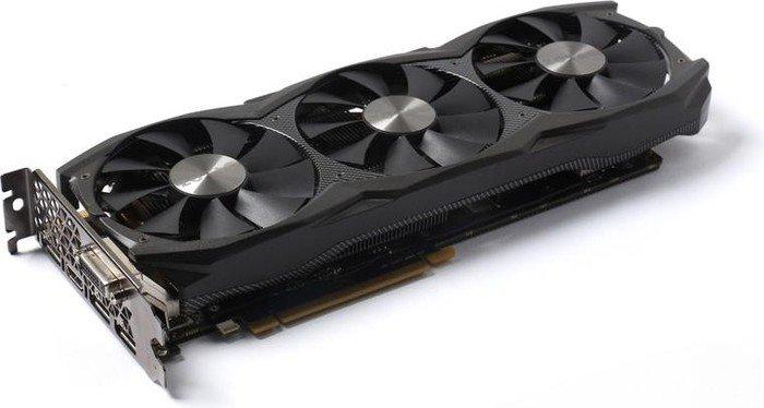 Zotac GeForce GTX 970 AMP! Extreme Core, 4GB GDDR5, DVI, HDMI, 3x DP (ZT-90107-10P)