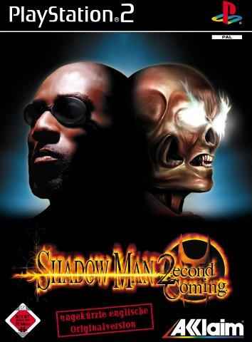 Shadowman - 2econd Coming (deutsch) (PS2) -- via Amazon Partnerprogramm