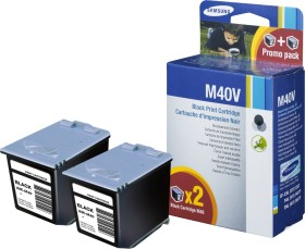 Samsung Printhead with ink M40 black, 2-pack (CB966A)